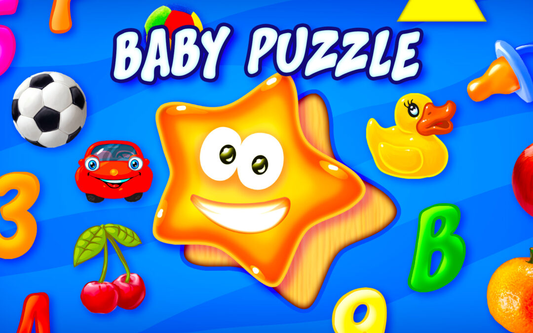 Baby Puzzle released!