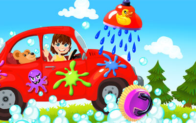 Car Wash for Switch!